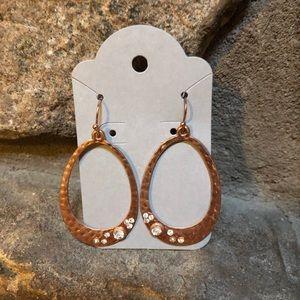 Charming Charlie hanging earrings